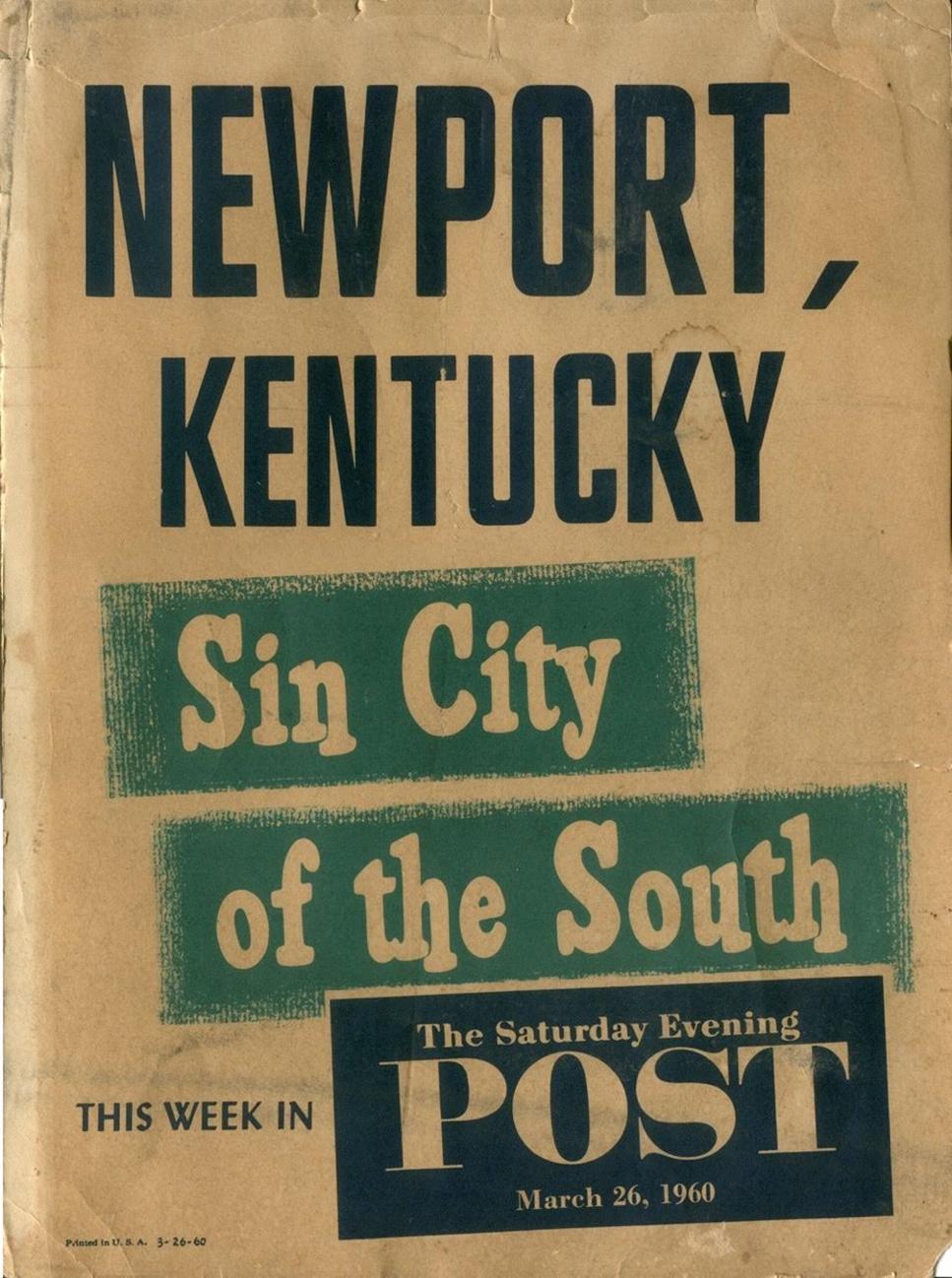 Newport kentucky strip clubs